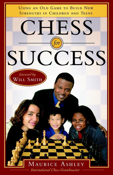 Chess for Success - Ashley - Book - Chess-House