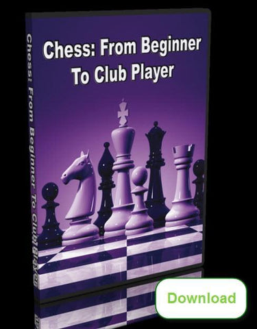 Chess: from Beginner to Club Player (download) - Software - Chess-House