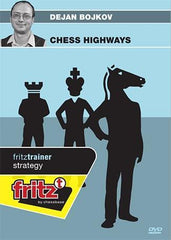 Chess Highways - Bojkov - Software DVD - Chess-House