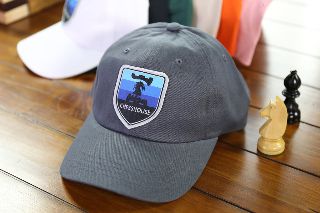Chess House Dad Hat - Apparel - Chess-House ... 533b7308f14