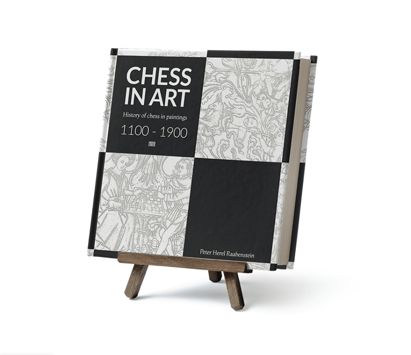 Chess in Art - Rabbenstein