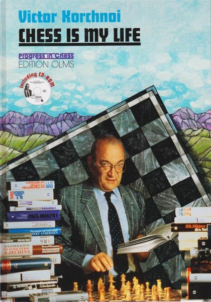 Chess Is My Life - Korchnoi - Book - Chess-House