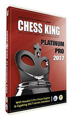 Chess King Platinum Pro 2017 - Software - Chess-House