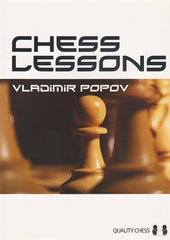 Chess Lessons - Popov - Book - Chess-House