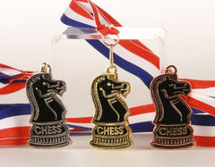 Chess Medals - Chess Knight - Award - Chess-House
