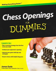 Chess Openings for Dummies - Eade - Book - Chess-House