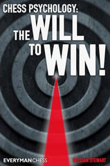 Chess Psychology: The Will to Win! - Stewart - Book - Chess-House