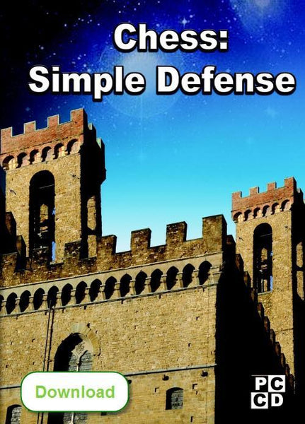 Chess: Simple Defense (download) - Software - Chess-House
