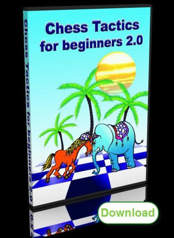 Chess Tactics for Beginners 2.0 (download) - Software - Chess-House