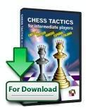 Chess Tactics for Intermediate Players (download) - Software - Chess-House