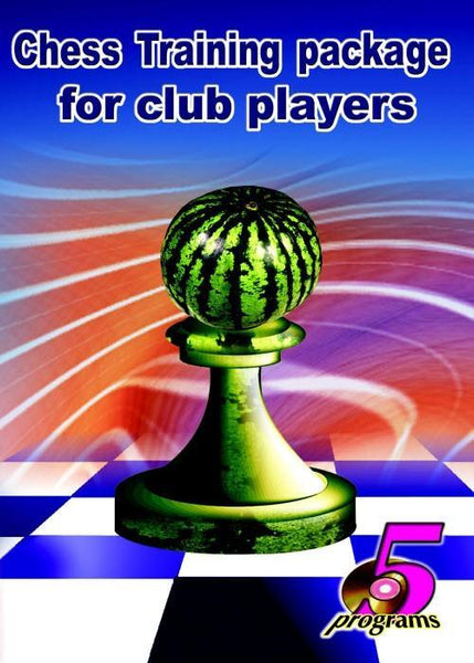 Chess Training package for club players (five programs) - Software - Chess-House