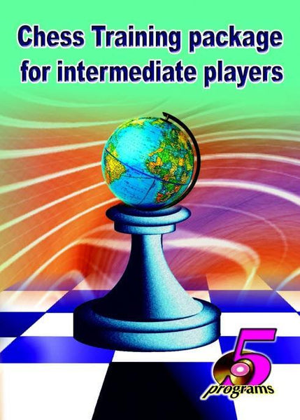 Chess Training package for intermediate players (five programs) - Software - Chess-House