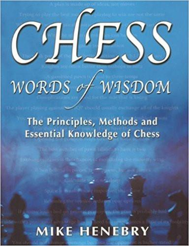 Chess Words of Wisdom - Henebry - Book - Chess-House