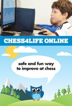 Chess4Life Online Chess School - 1 Year Membership - Accessory - Chess-House