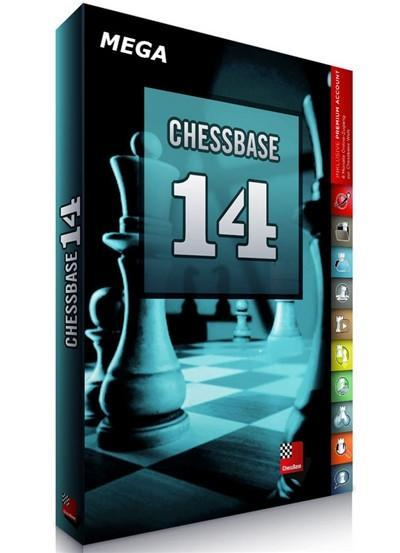 ChessBase 14 Mega Package - Chess CDs and DVDs