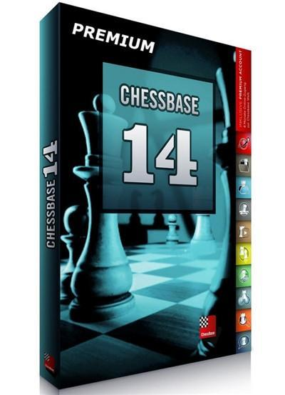 ChessBase 14 Premium Package - Chess CDs and DVDs