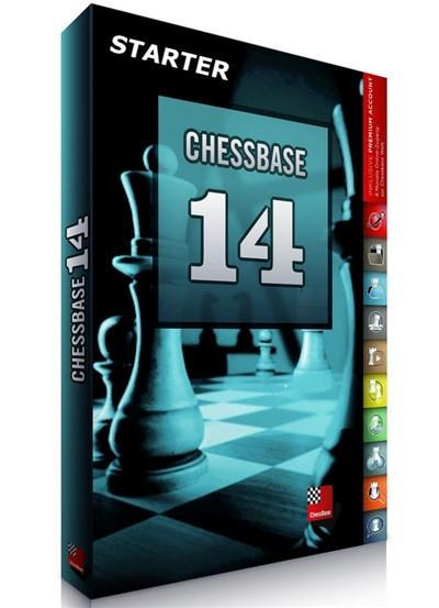 ChessBase 14 Starter Package - Software DVD - Chess-House