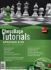 ChessBase Tutorials Openings #5: Flank Openings - Software DVD - Chess-House