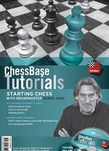 ChessBase Tutorials Starting Chess - King - Software DVD - Chess-House