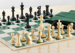 ChessHouse Club Chess Set Combo - Chess Set - Chess-House