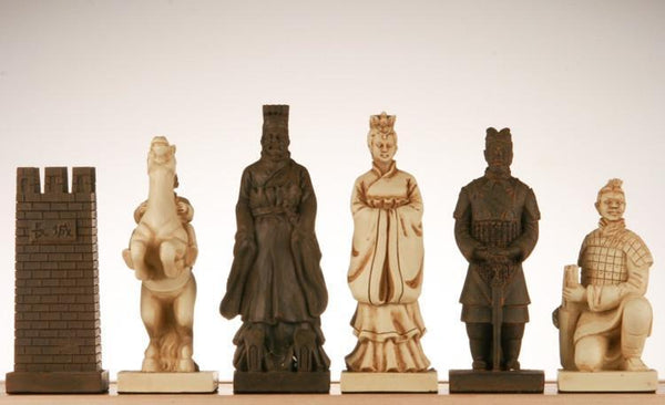 Chinese Qin Chessmen - Piece - Chess-House