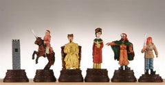 Chinese Qin Dynasty Chess Pieces - Piece - Chess-House