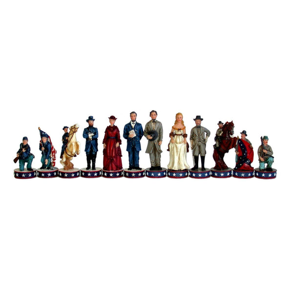 Civil War Chess Pieces Piece