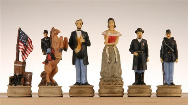 Civil War Chess Pieces II - Piece - Chess-House