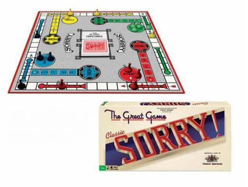 Classic Sorry - Other Board Games
