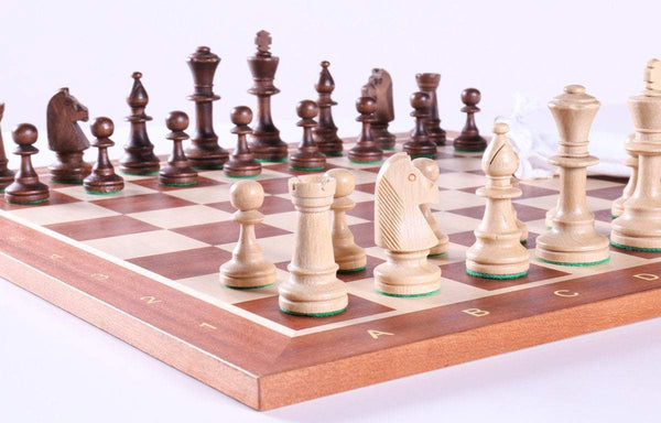 Classic Wood Chess Set - Chess Set - Chess-House
