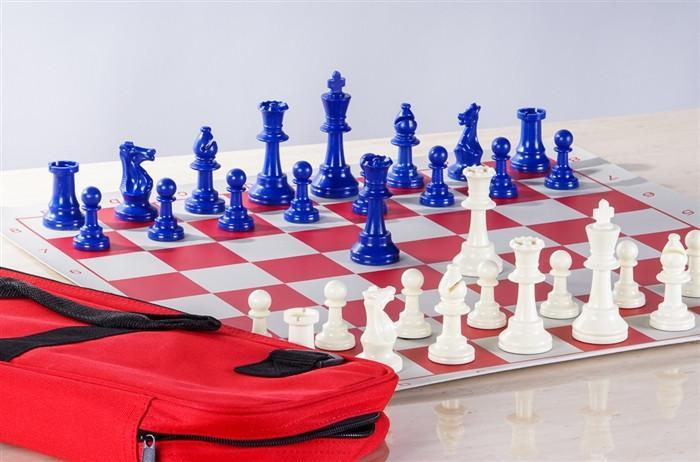 Club Chess Set Norway Edition