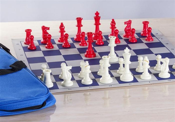 Club Chess Set Russia Edition - Chess Set - Chess-House