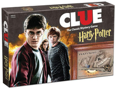 Clue Board Game - Harry Potter Edition Game