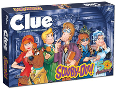 Clue Board Game - Scooby Doo Edition Game
