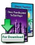 Combo 1: Chess: From Beginner to Club Players and Chess Tactics for Beginners 2.0 (download) - Software - Chess-House