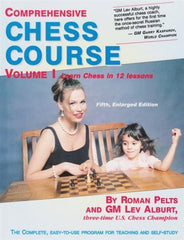 Comprehensive Chess Course 1 - Pelts / Alburt - Book - Chess-House