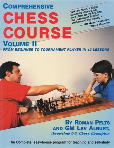 Comprehensive Chess Course 2 - Pelts / Alburt - Book - Chess-House