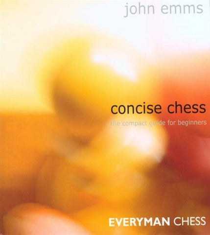 Concise Chess - Emms - Book - Chess-House
