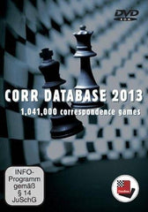 Correspondence 2013 - Software DVD - Chess-House