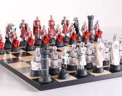Crusades Chess Set - Chess Set - Chess-House