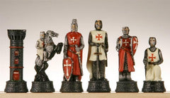 Crusades Chessmen - Piece - Chess-House