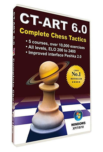 CT-ART 6.0 (download) - Software - Chess-House