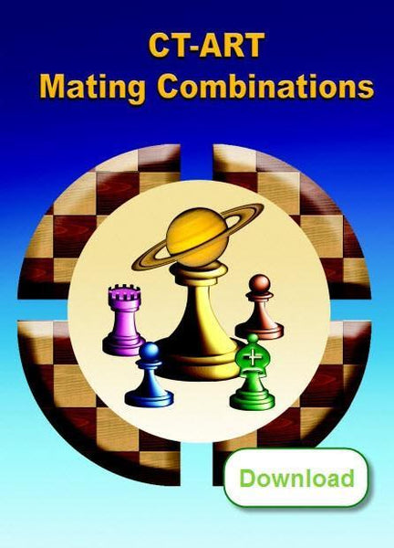 CT-ART. Mating Combinations (download) - Software - Chess-House