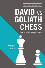 David vs Goliath Chess - Soltis - Book - Chess-House