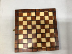 "DEAL ITEM:13"" Mini Royal Wooden Chess Set (NO PIECES) - Chess Set - Chess-House"