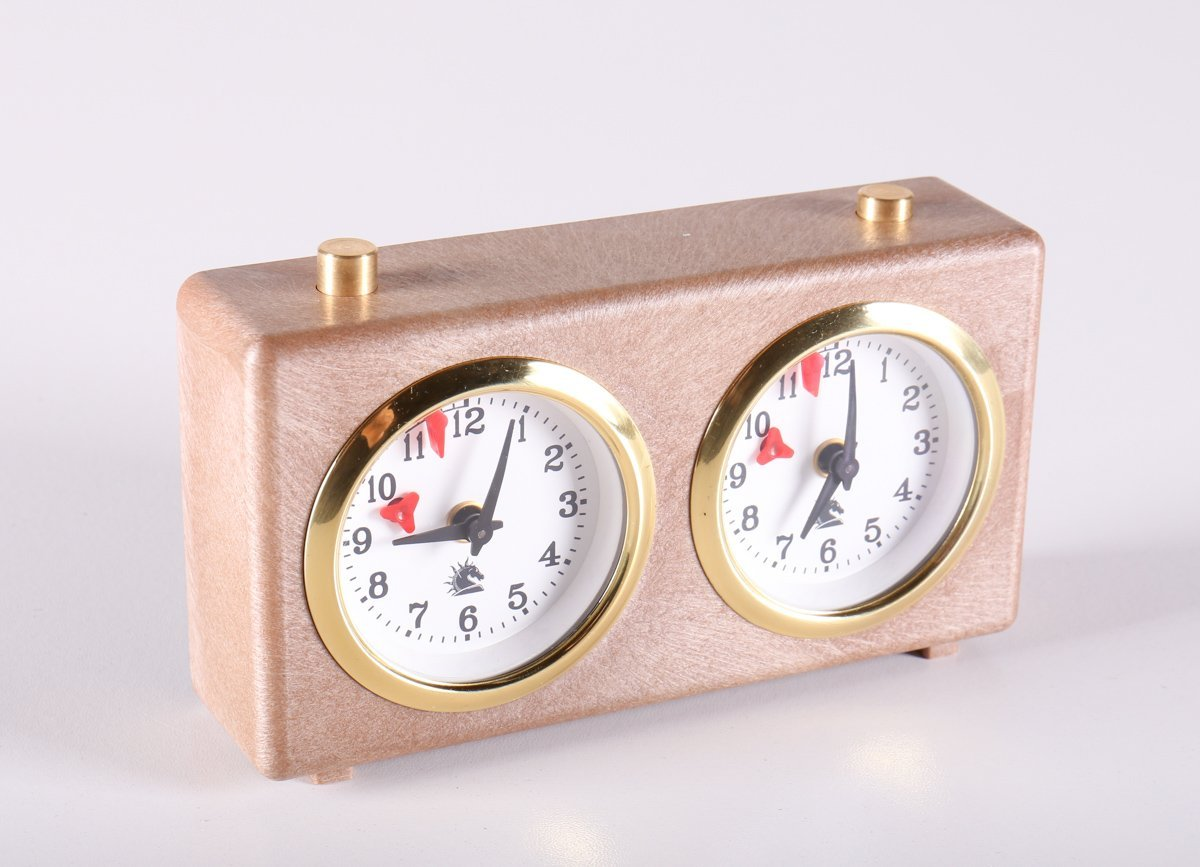 Deal Item: Classic Chess Clock - Chess Clocks and Timers