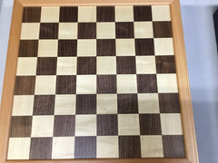 DEAL ITEM:Shisham Chess Set on Beech Wood Chest BOARD ONLY - Open Box - Chess-House