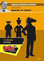 Decision Making in chess - Mikhalchishin - Software DVD - Chess-House