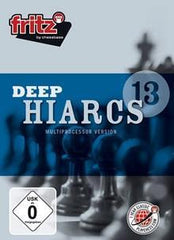 Deep HIARCS 13 - Software DVD - Chess-House