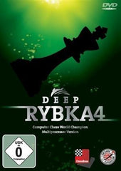 Deep Rybka 4 World Champion Chess Software - Software DVD - Chess-House